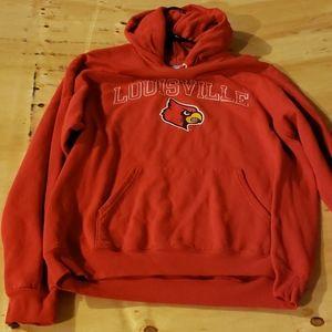 Mens Louisville cardinals Hoodie